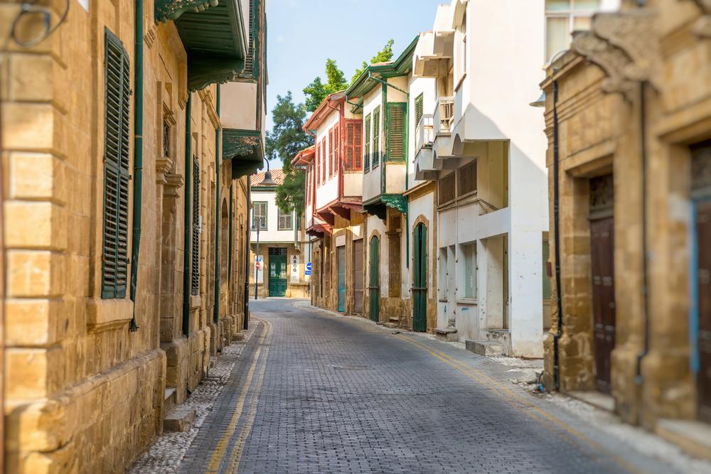 kyrenia streets
