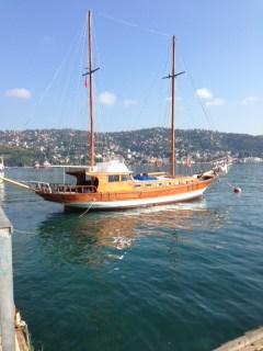 Bodrum-Yacht
